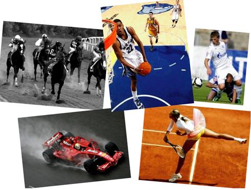 Спорт мировой спорт
